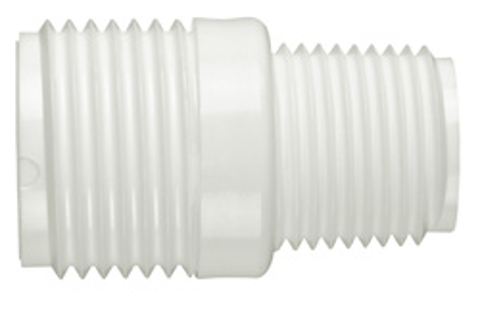 Residential & Commercial Irrigation Hose Adapter, Male<br/>MHT x MIPT