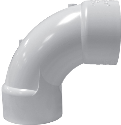 Pool Spa Sweep Elbow<br/>Slip x Slip