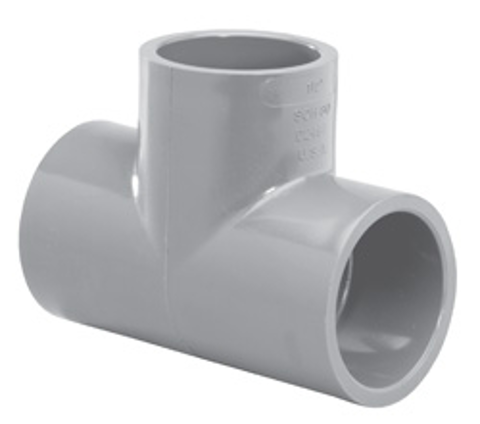 Lasco Fittings Products Tee