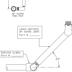 Swing Joint Diagram