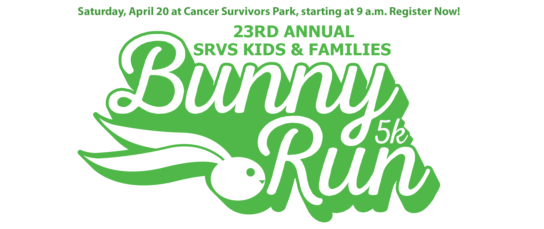 The 23rd Annual Bunny Run 5K