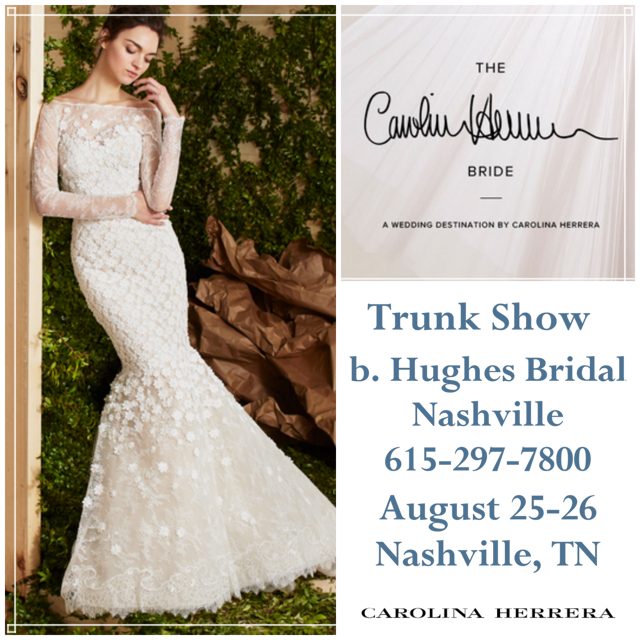 B Hughes Bridal Formal Nashville Wedding Gowns | Blog - Page 5