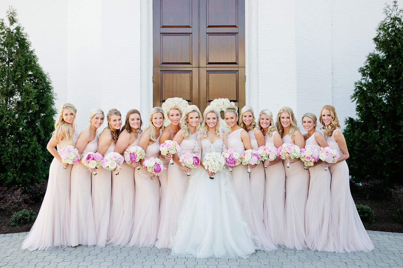 Wedding gowns dresses nashville bridal shop b hughes for Nashville wedding dress shops