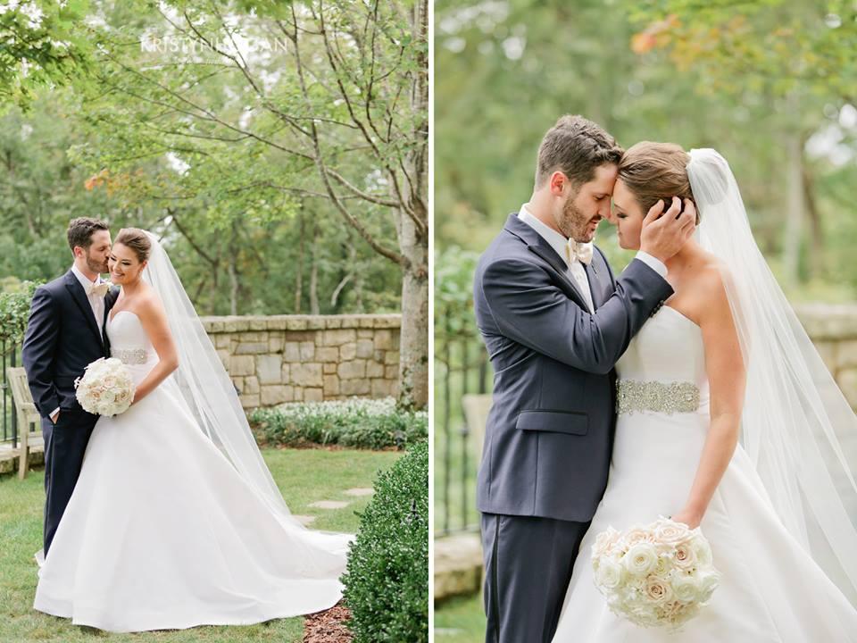 Wedding gowns dresses Nashville bridal shop b Hughes Bridal Formal ...
