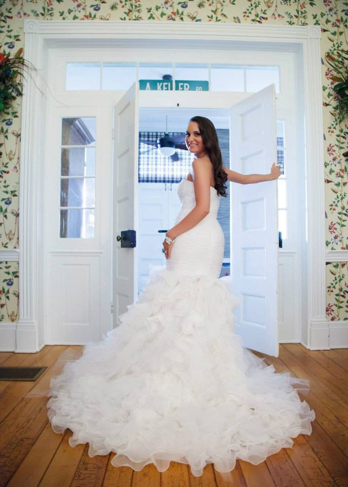 b. Hughes Bridal Formal | Real Brides