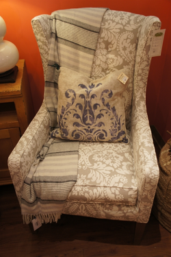 ROWE Wing Chair