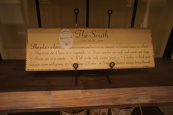 The South Sign