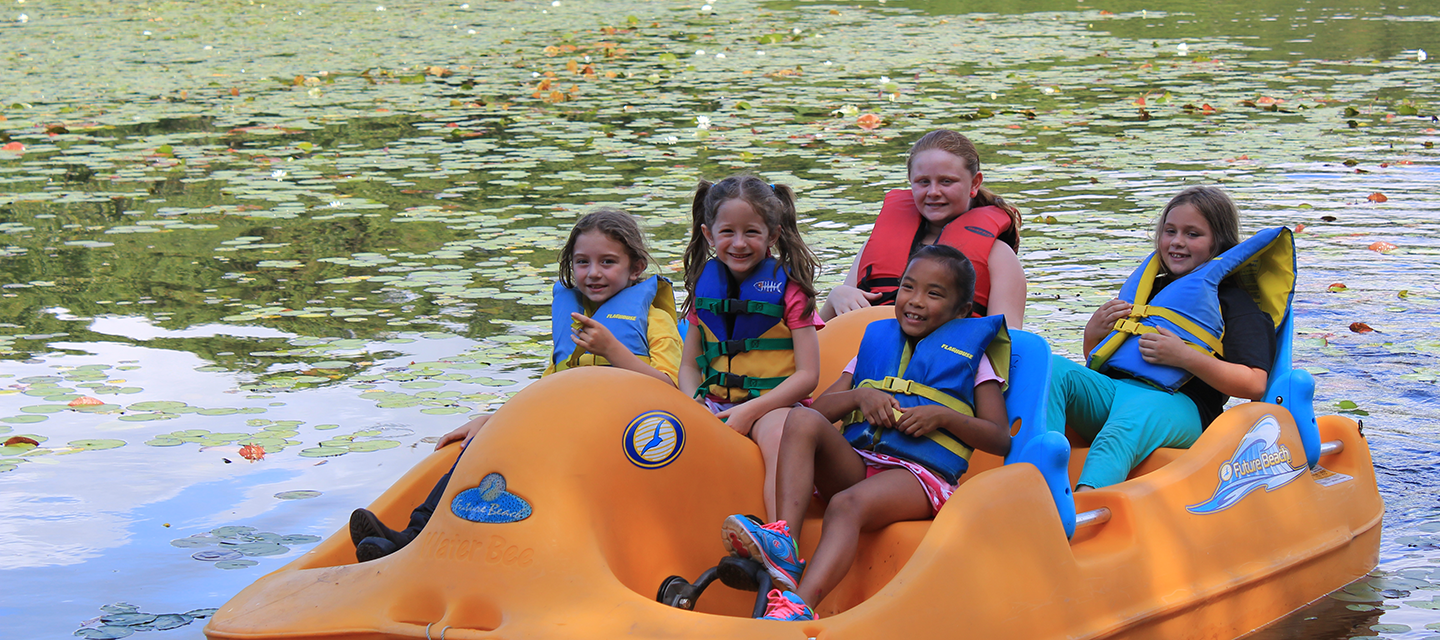 Spring Into Adventure at Summer Camp!