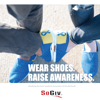 Down Syndrome Awareness Shoes