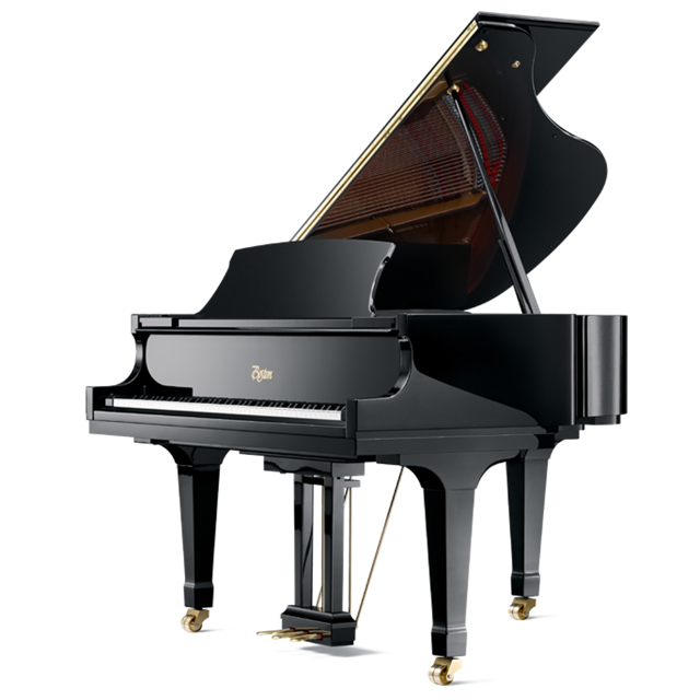 "Boston 5' 1"" Grand Piano"