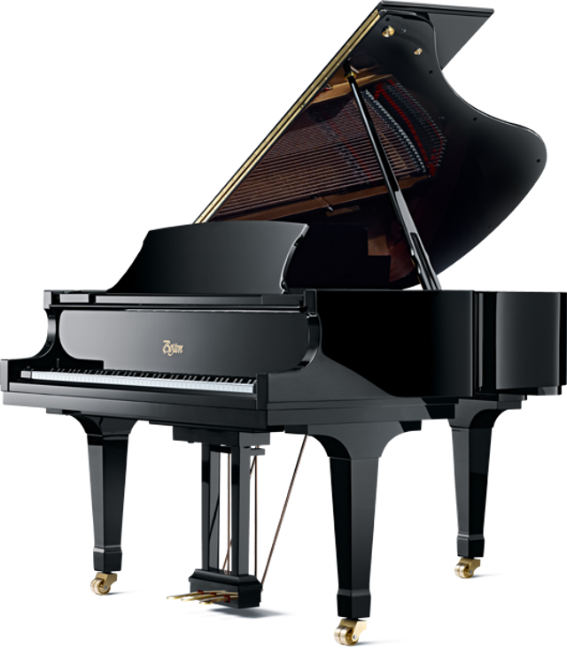"Boston 5' 10"" Grand Piano"