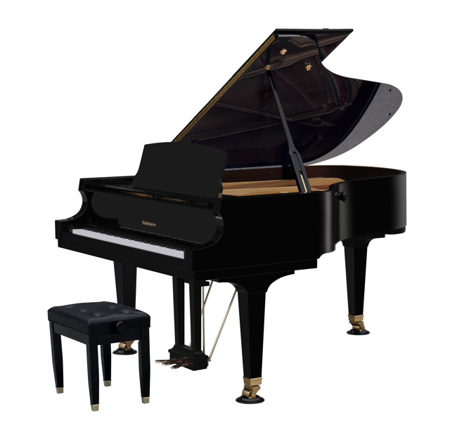 "Baldwin 6' 3"" Grand Piano"