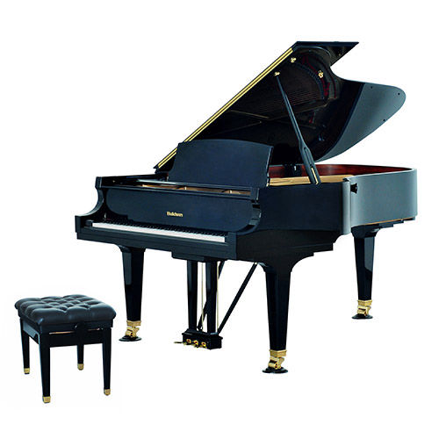 "Baldwin 6' 11"" Semi-Concert Grand"