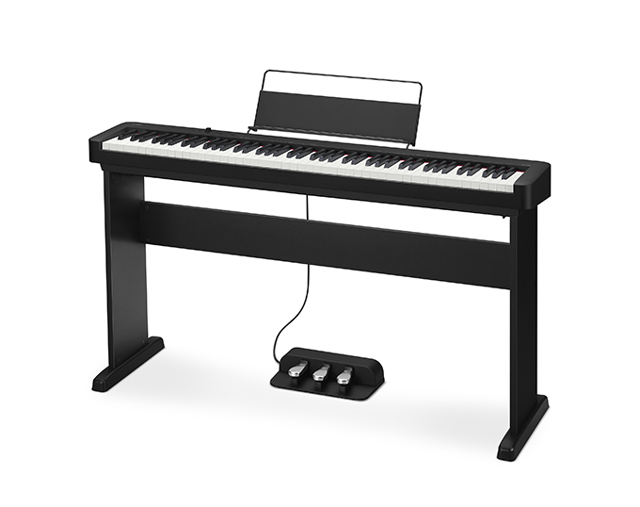 Casio CDP-S150 Digital Piano w/ Stand & 3 Pedals