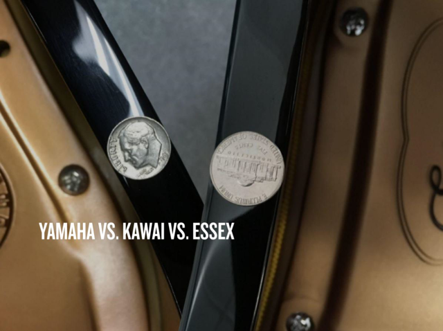 Yamaha-Vs-Kawai-Vs-Essex Pianos
