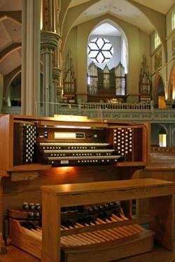 Allen Organ | Amro Music, Memphis