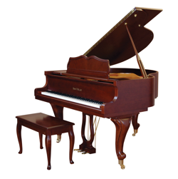 Henry F. Miller New and Used Pianos | Amro Music, Memphis, TN
