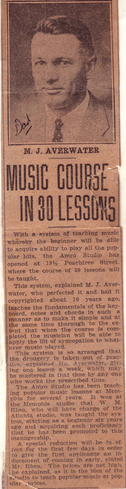 Amro Music Studios: Course in 30 Lessons | Amro Music, Memphis