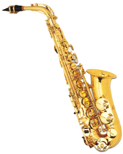 saxophone for school band