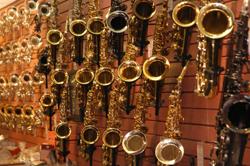 saxophone rentals