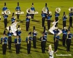 Southaven High Band