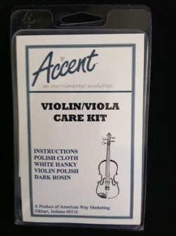 Violin care kit | violin care and maintenance