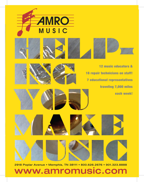 Amro Music Band Ad: Helping You Make Music