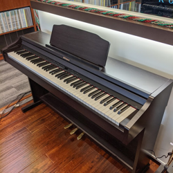 Roland RP-501r Contemprary Rosewood Digital Piano - DEMO UNIT