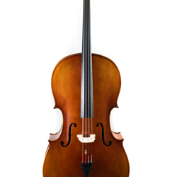 "Anton Richter ""Bordeaux"" 4/4 Cello Outfit"