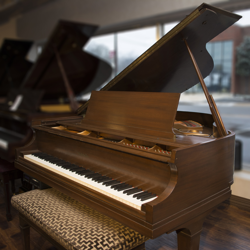 Baldwin Model M Mahogany Grand Piano - SOLD