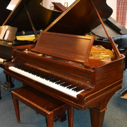 Baldwin Model R 1926 Mahogany Satin Grand Piano - SOLD