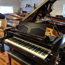 Hamilton 5' Ebony Polish Grand Piano
