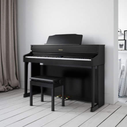 Roland HP700 Series Pianos | HP704 | HP702 |