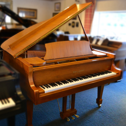 Kohler & Campbell 500S Walnut Satin Grand Piano - SOLD