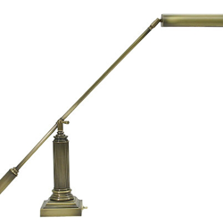 "10"" Flourescent Counter Balance Grand Piano Lamp"