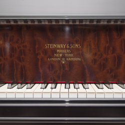 Steinway 1908 Model B Tulip Leg Grand Piano