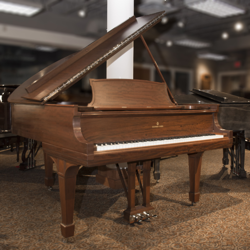 "Steinway Model O 5' 10"" Mahogany Grand Piano"