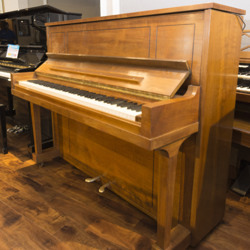 Steinway 1970 Model 1098 Walnut Satin Vertical Piano - SOLD