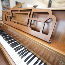 Yamaha M-500H Brown Cherry Console Piano - SOLD
