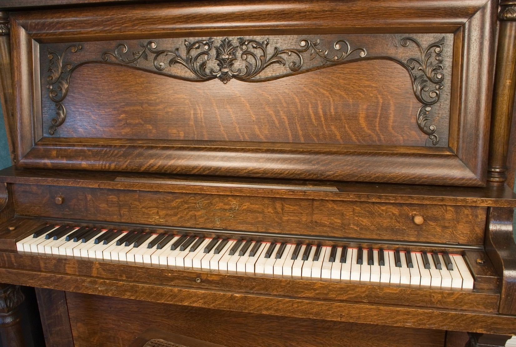 Antique Pianos We Don't Buy