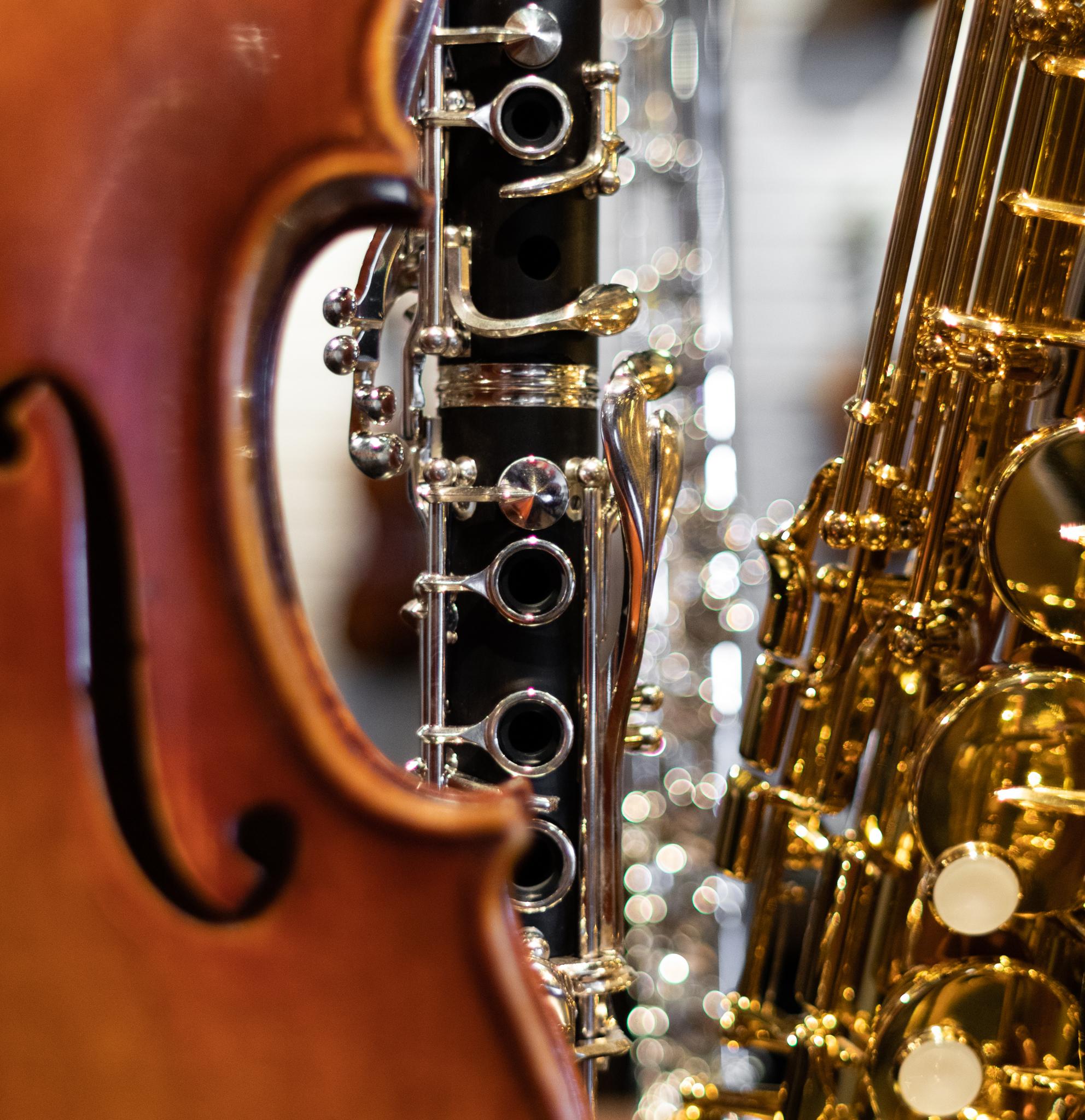 Rented Instruments