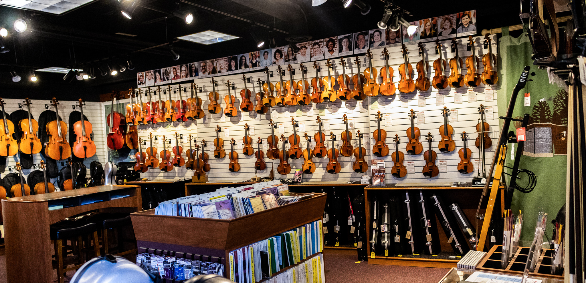 Amro Music String Instruments