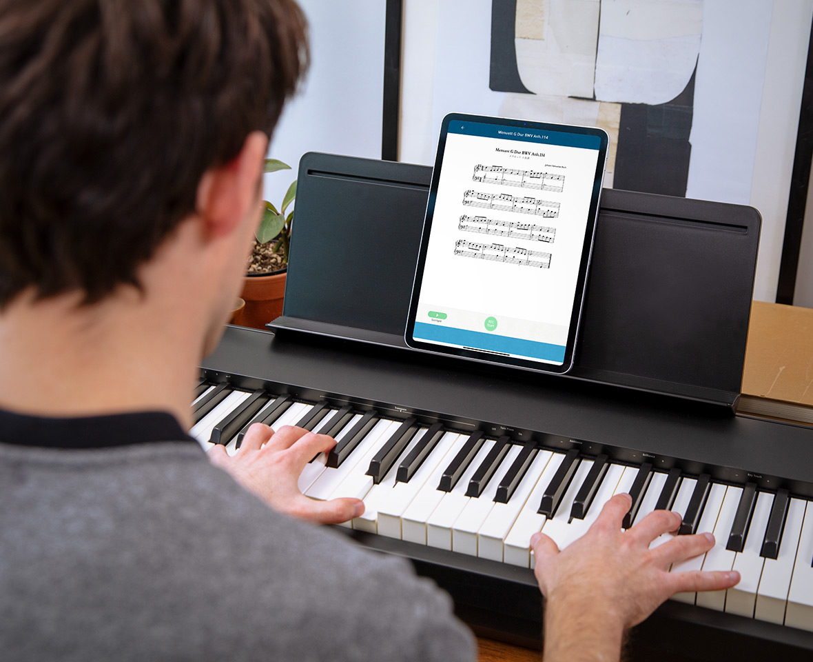 FP-30x Piano Every Day App