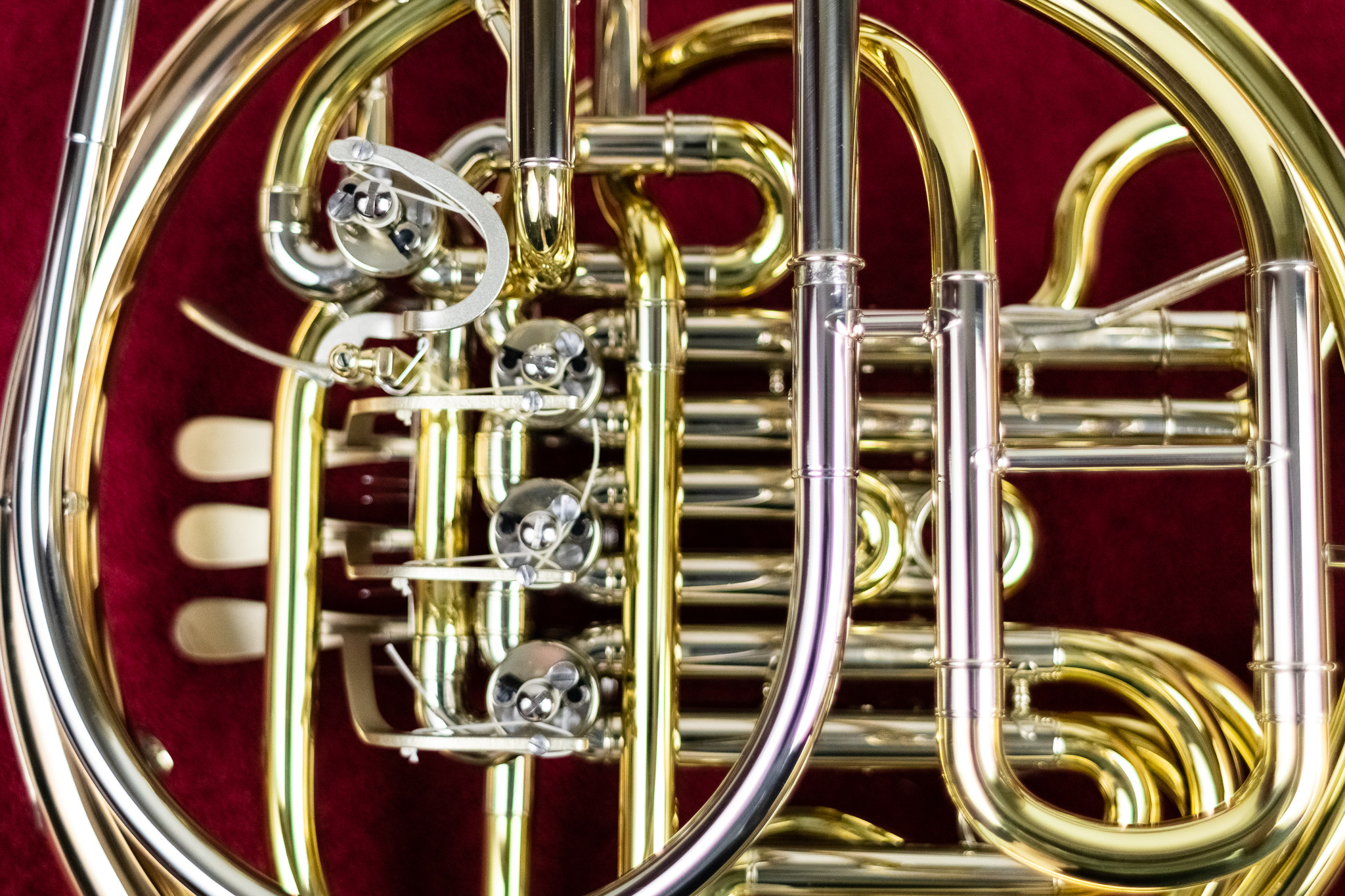 Picture of a French Horn