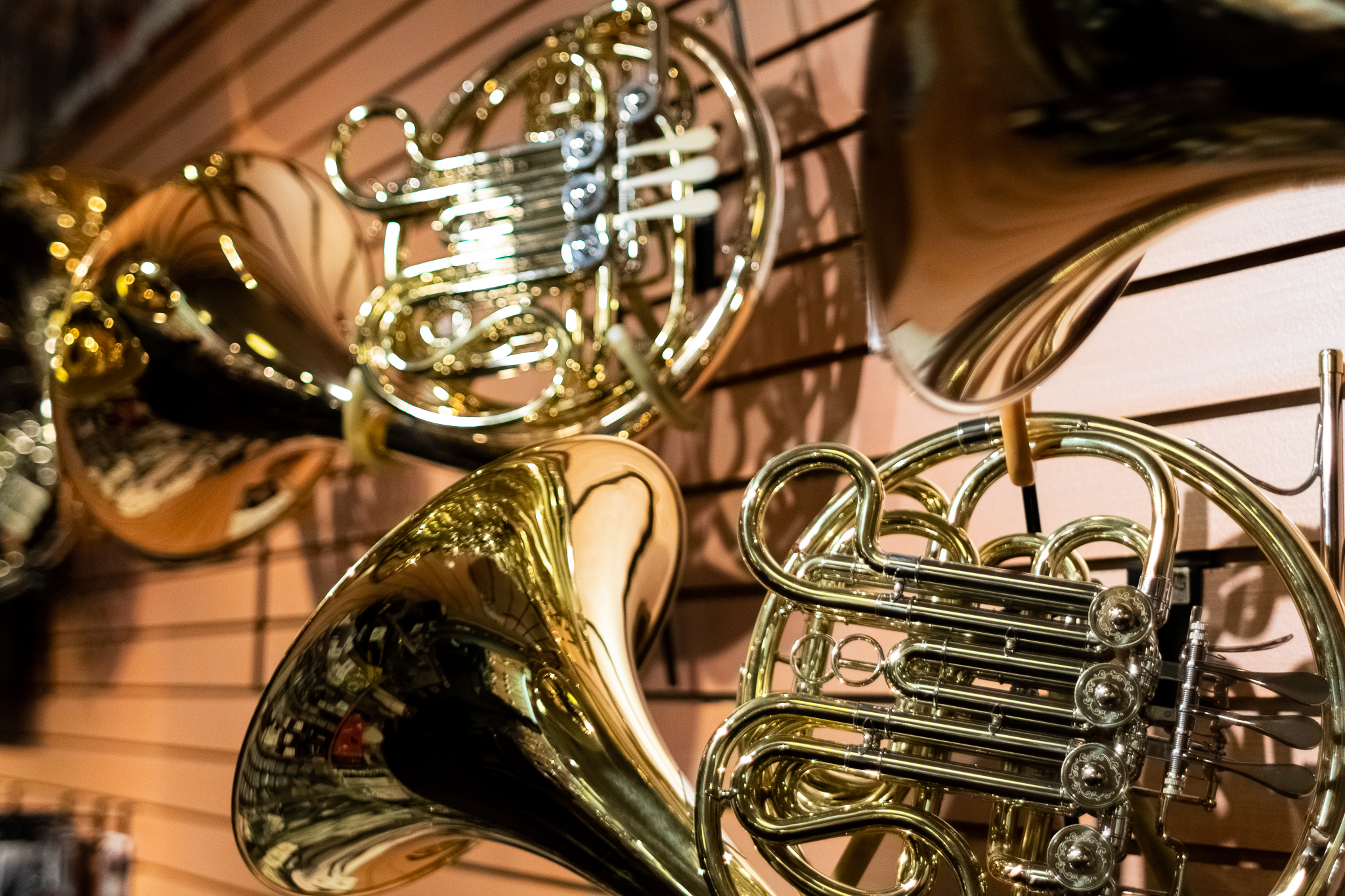 Types of French Horns