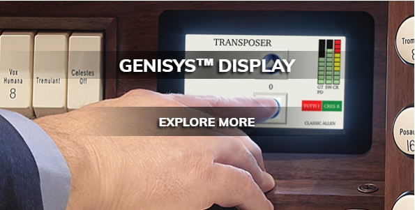 GeniSys Display Demo
