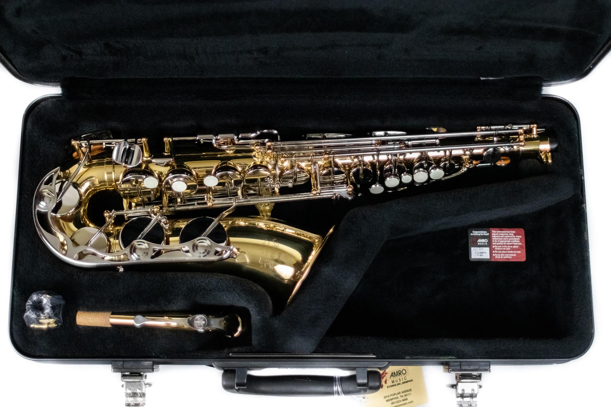 Beginner Saxophone