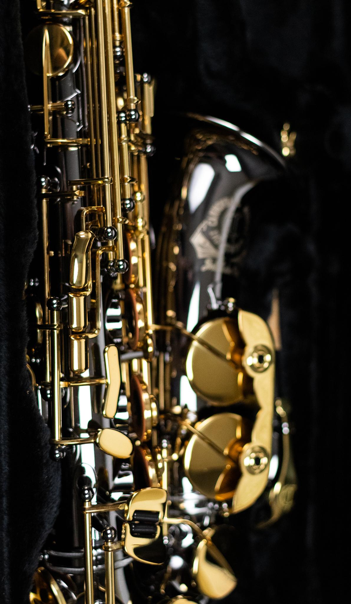 Step Up Saxophone