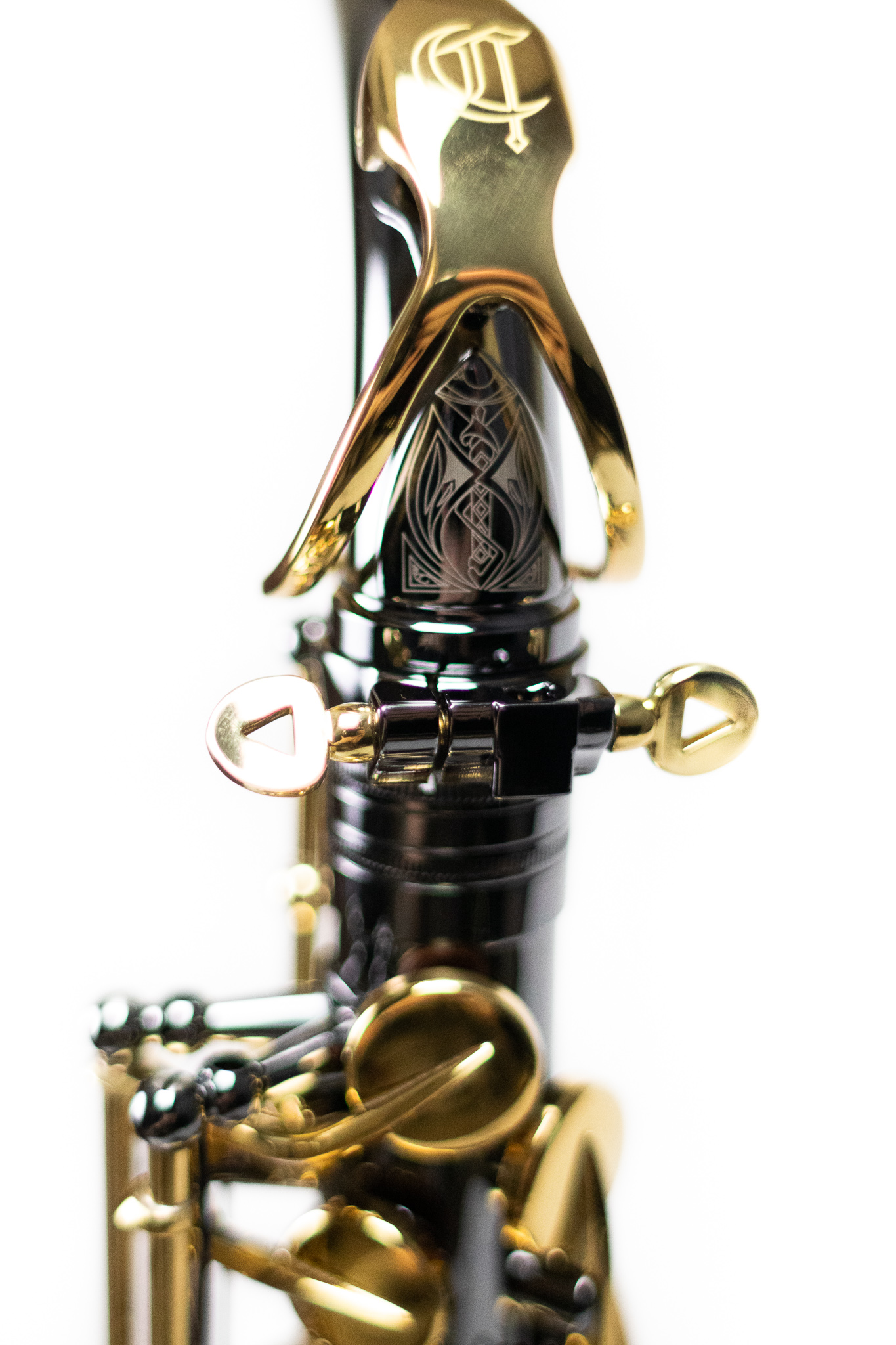 Picture of a Saxophone