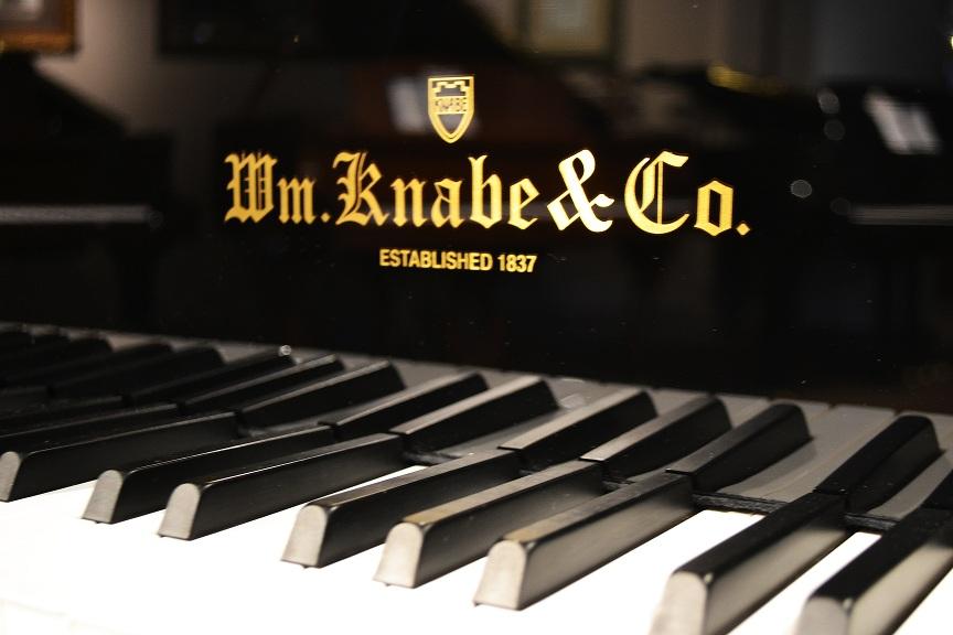 Amro Music Knabe 5 9 Quot Millenium Ebony Polish Grand Piano